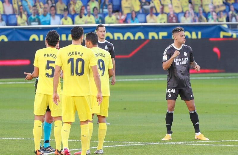 Real Madrid se deja empatar ante el Villarreal