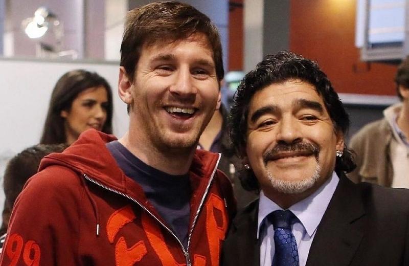 Celebridades lamentan el fallecimiento de Maradona (+fotos)