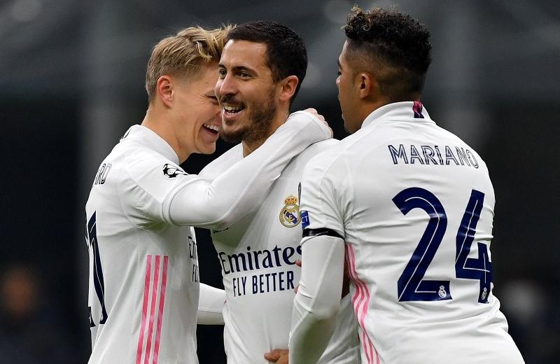 Real Madrid supera al Inter en Champions League
