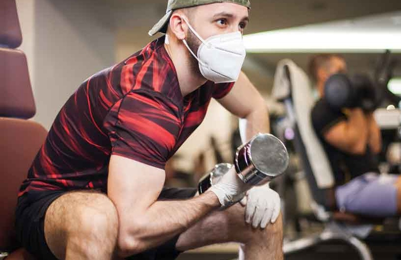 Haz ejercicio para entrar en calorcito porque continuará el ambiente fresco a frío