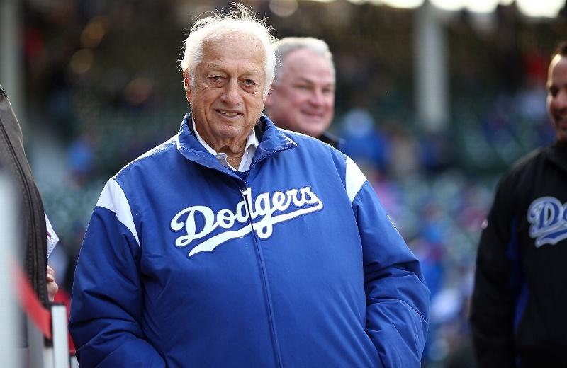 Fallece Tom Lasorda, manager de los Dodgers y mentor del 'Toro' Valenzuela
