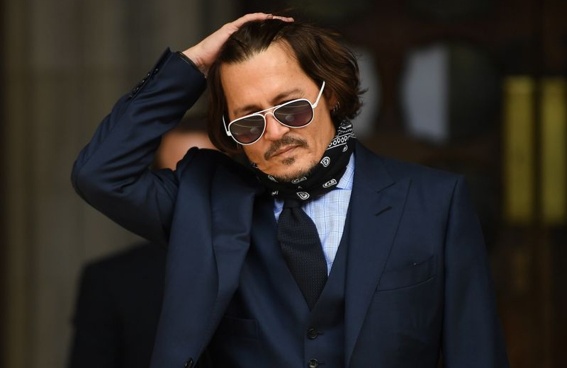 Asaltan a Johnny Depp en su mansión de Hollywood