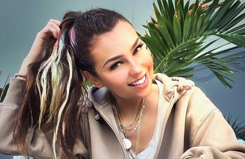Thalía la arma en grande en TikTok con canción de Mr Zeo (+video)