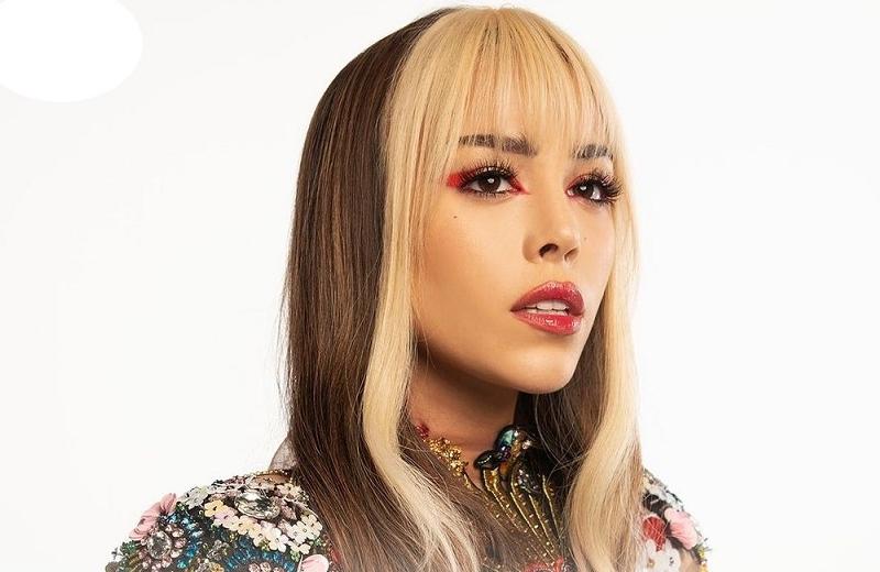 Danna Paola está de estreno, presenta su álbum 'K.O.' (+video)