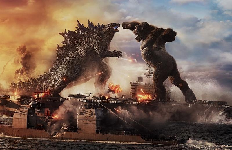 Mexicanos protagonizan tráiler de 'Godzilla Vs Kong'