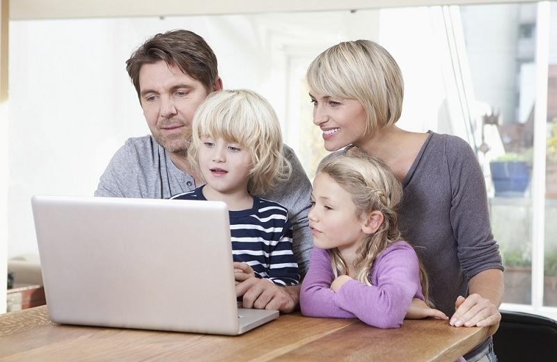 Consejos para proteger a los niños cuando juegan en Internet