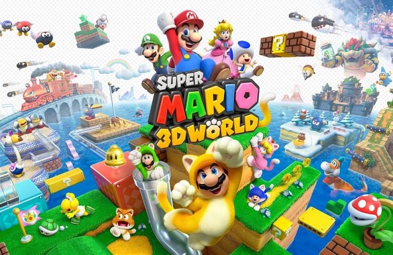 Super Mario 3D World ya está disponible para Nintendo Switch