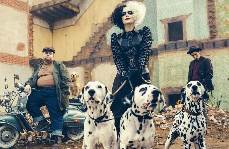 Llega el primer tráiler de 'Cruella de Vil' con Emma Stone (+video)