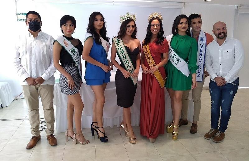 Anuncian certamen de belleza con causa Miss Earth Veracruz 2021