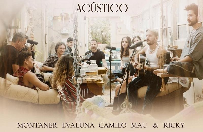 Los Montaner lanzan versión acústica de 'Amén' (+video)