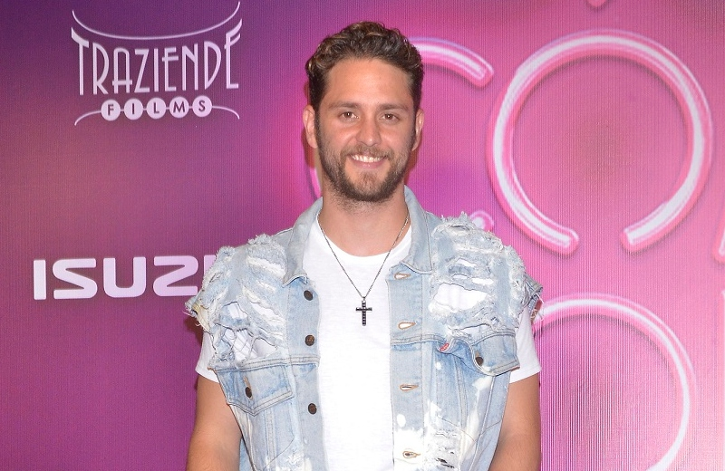 Christopher Uckermann afirma que no se vacunará contra el COVID-19 (+video)