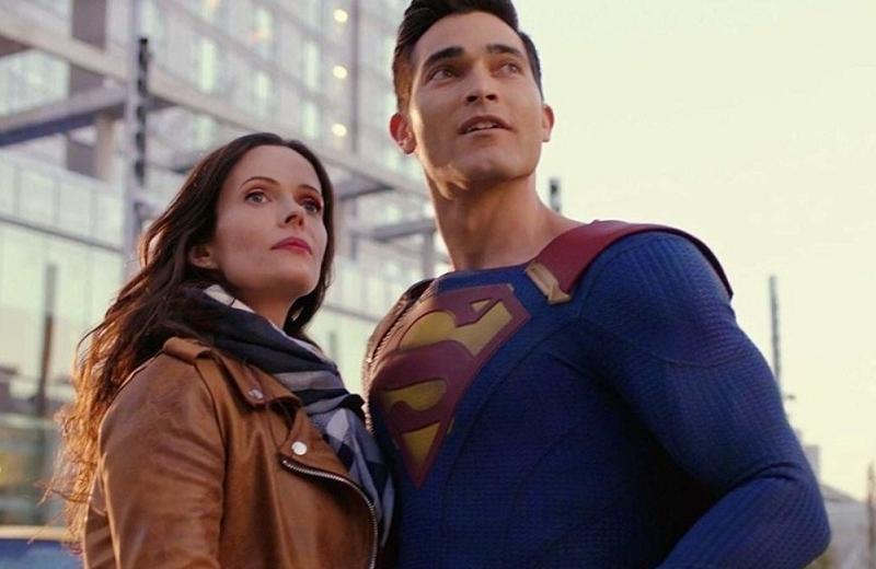 'Superman y Lois' son papás en la nueva serie del Arrowverso