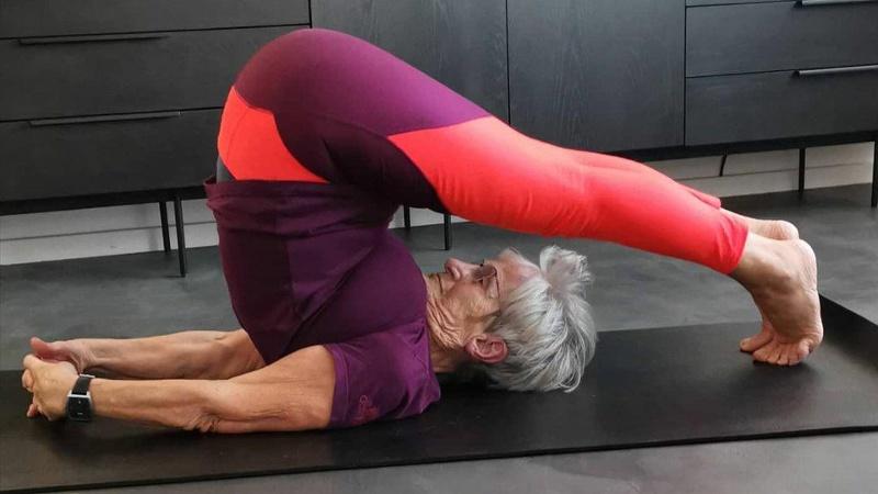 'Abuelita fitness' de 81 años triunfa en TikTok (+videos)