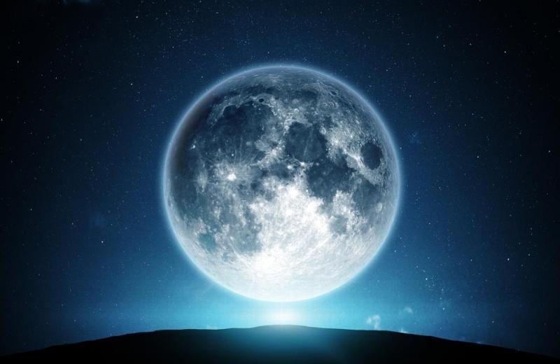 La Luna de Nieve, ¿qué es y dónde verla?