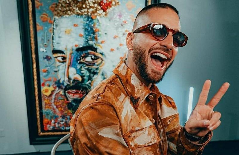 Maluma está feliz con la aceptación de #7DJ