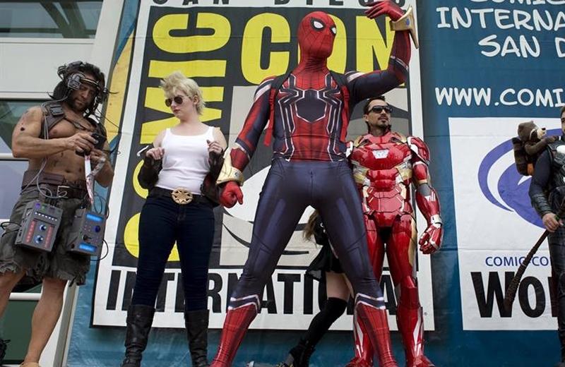 Comic-Con nuevamente será virtual y gratuita