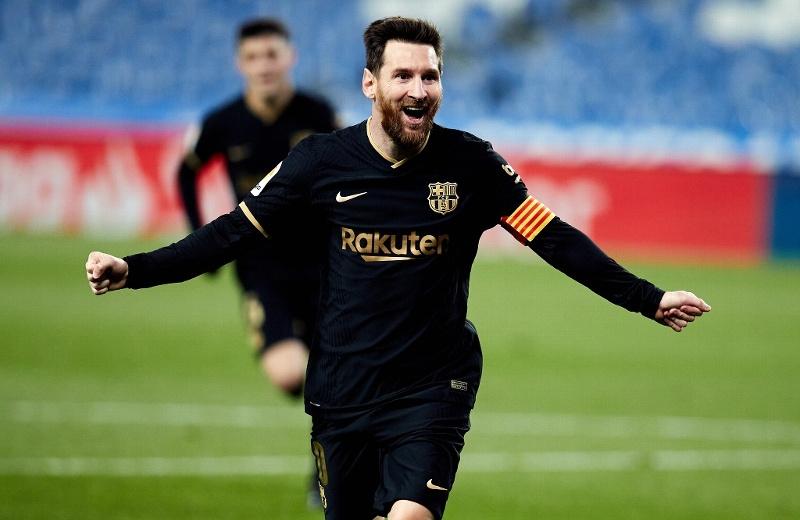 Quieren que Messi se quede en España