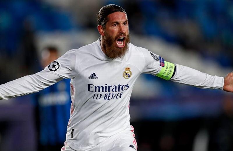 Sergio Ramos nació para ganarlo todo
