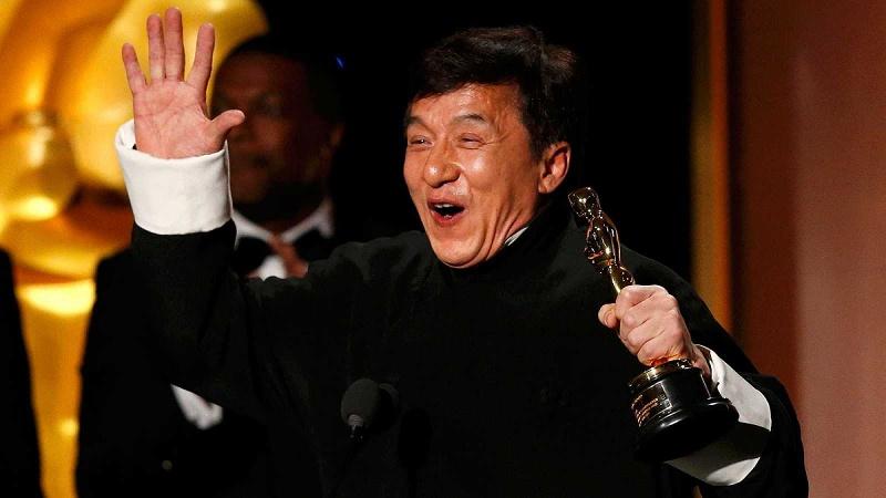 Jackie Chan cumple 67 años, de Hong Kong para el mundo