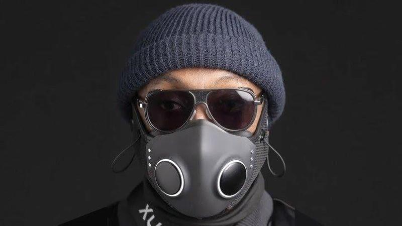 Will.i.am líder de Black Eyed Peas crea Xupermask, el cubrebocas inteligente