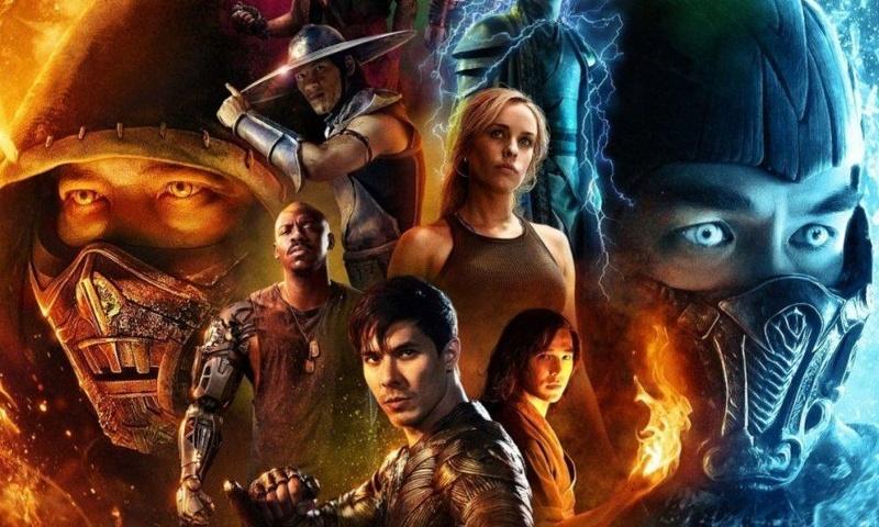 Warner Bros. presenta nuevo poster de Mortal Kombat previo a su estreno