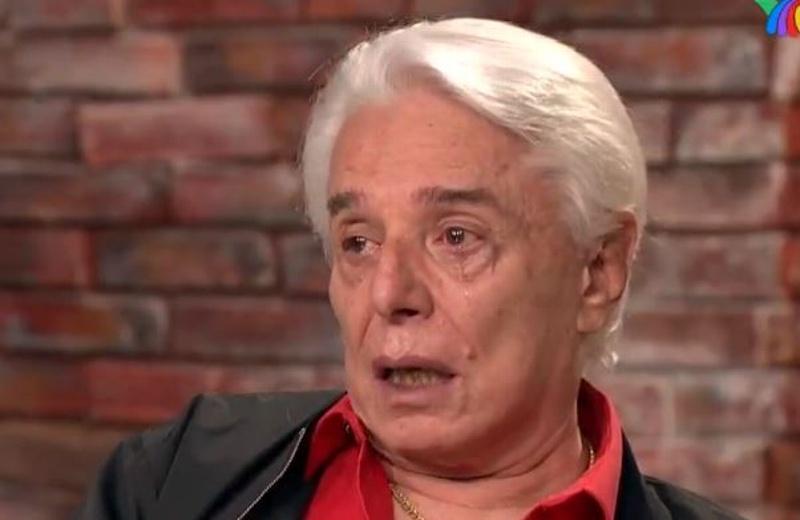 Con lágrimas en los ojos, Enrique Guzmán niega acusaciones de Frida Sofía  (+video)