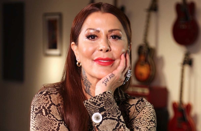 Alejandra Guzmán responde a las 'extrañas' acusaciones de Frida Sofía (+foto)