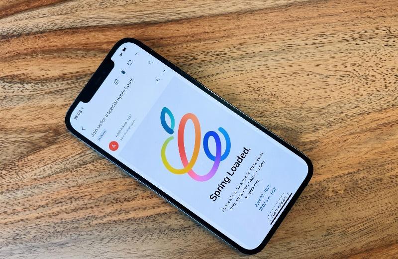 Anuncia Apple evento para el 20 de abril y desata ola de rumores