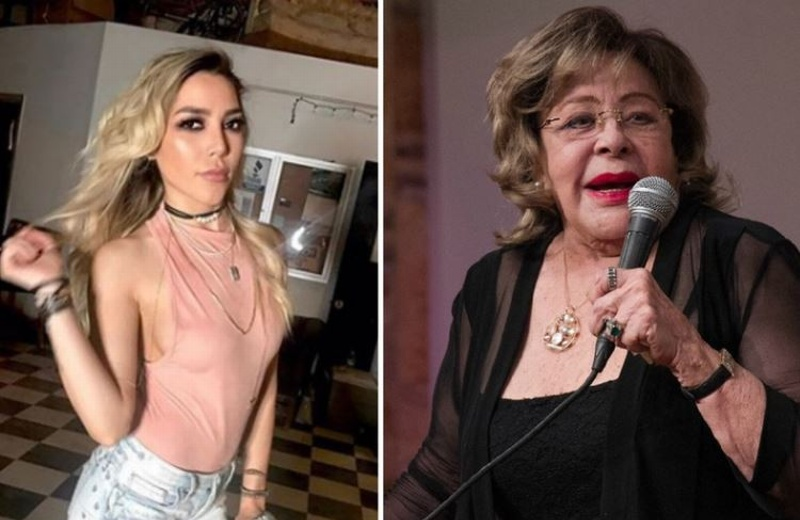 ¡Rompe el silencio! Silvia Pinal, abuela de Frida Sofía le envía emotivo mensaje