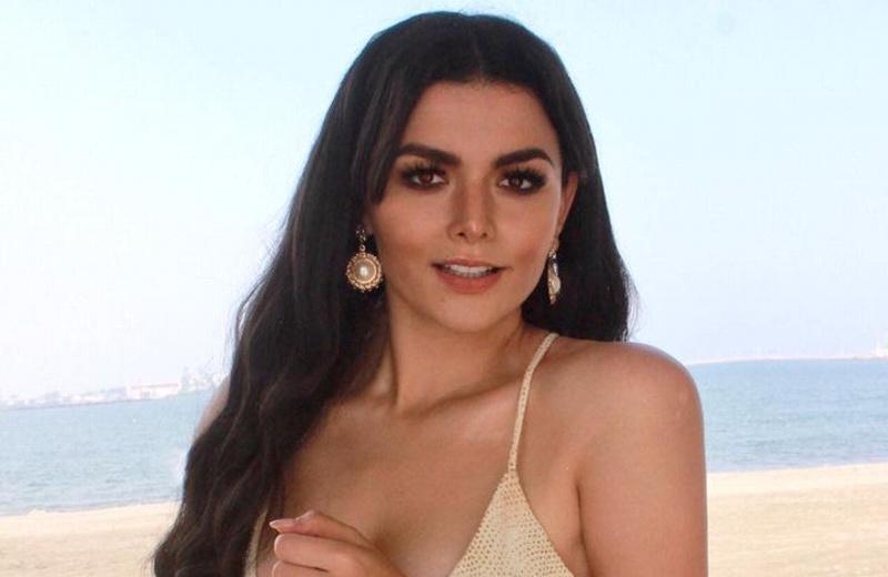Coronan a Marigel Reyes como Señorita Veracruz