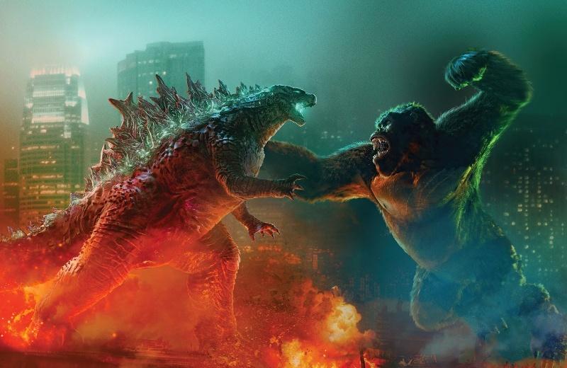 Godzilla vs Kong continúa imparable; se acerca a los 100 millones de dólares en taquilla