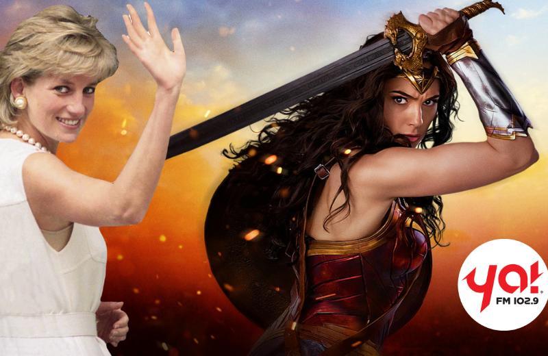 Lady Di fue la inspiración de Gal Gadot para interpretar Wonder Woman