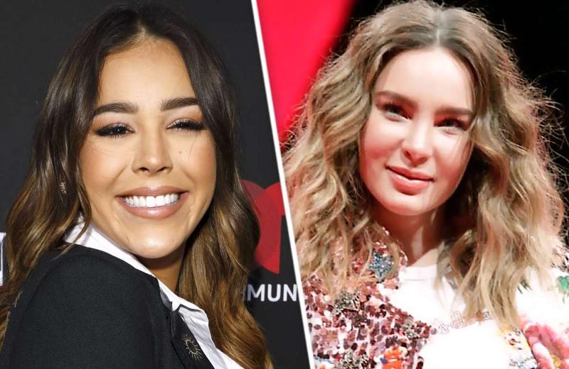 Belinda y Danna Paola podrían protagonizar un musical ¡juntas!