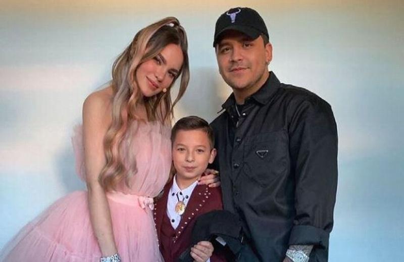 Randy, 'hijo de Belinda y Nodal', el gran ganador de 'La Voz Kids' (+video)