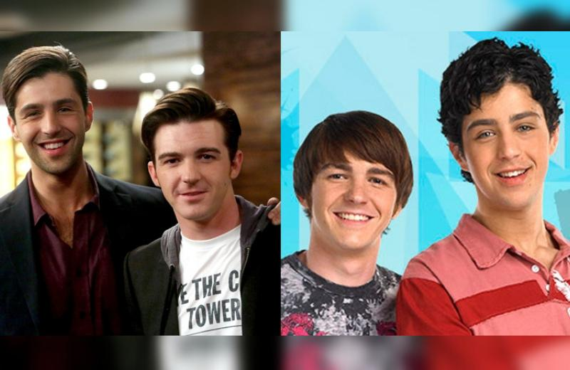 Ya! les llegaron los años al elenco de 'Drake y Josh', 17 años después