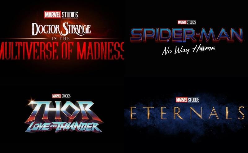Marvel revela títulos y fechas de estreno de próximas películas del MCU