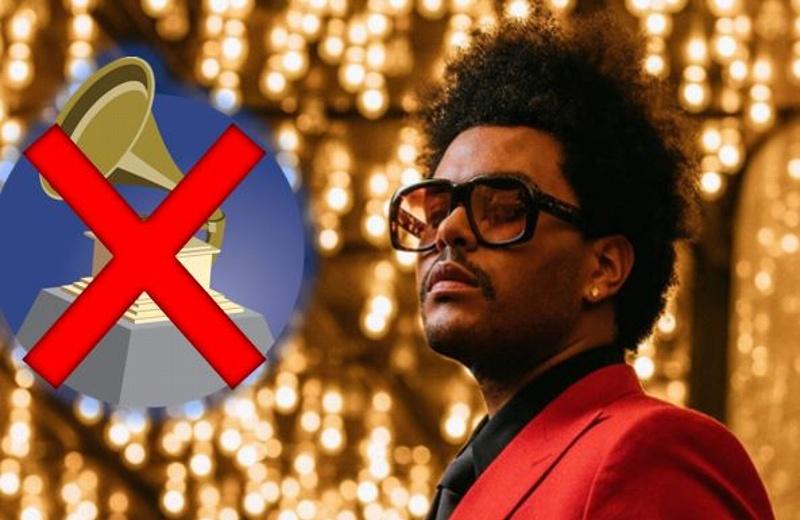 The Weeknd arremete contra los Grammy: 'No enviaré mi música en el futuro'