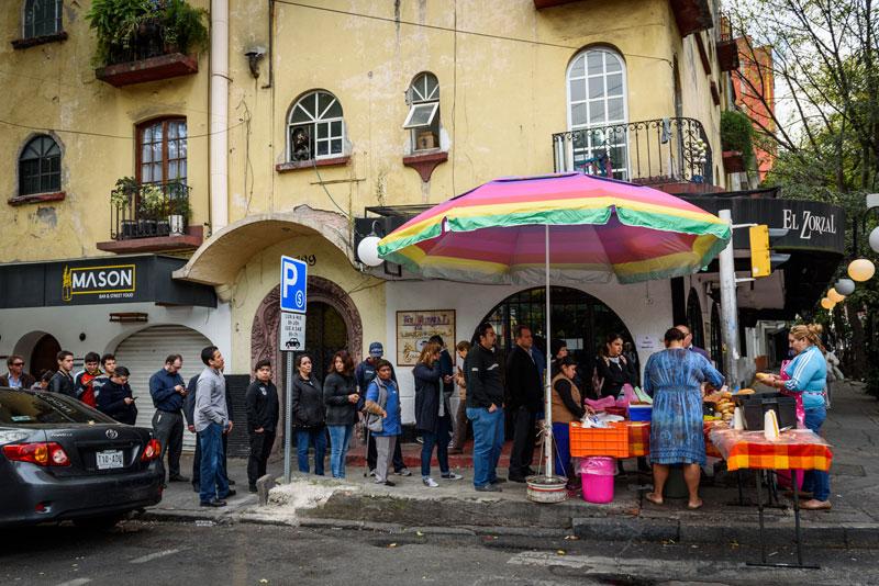 Fallo Castillo probando: Los mejores chilaquiles y lugares para visitar en cdmx…