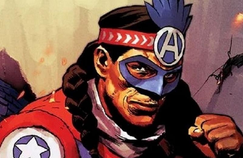 Marvel por la diversidad, presenta al primer Capitán América indígena