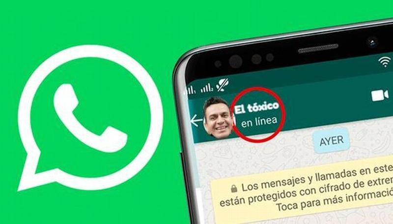 ¡Tómala! así vas a poder ver la foto de perfil y hablar con el (la) tóxico que te bloqueo en whatsapp