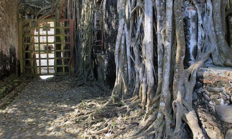 De paseo con Fallo Castillo... Esta fue la casa de Hernán Cortés en Veracruz (+video)