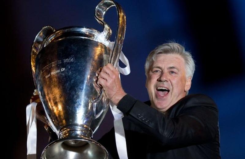 Ancelotti es nuevo entrenador del Madrid