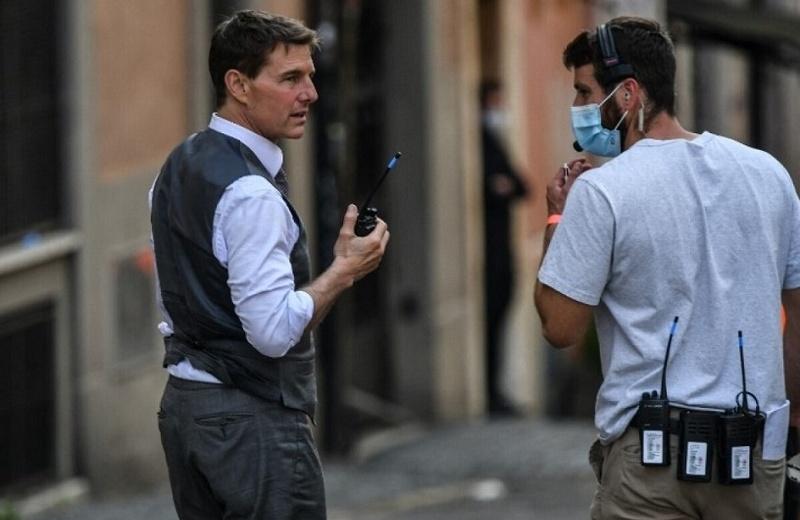 Suspenden rodaje de 'Mission: Impossible 7', les cayó el COVID