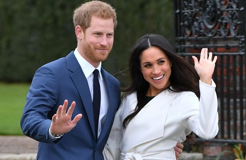 Ya! son papás el príncipe Harry y Meghan Markle