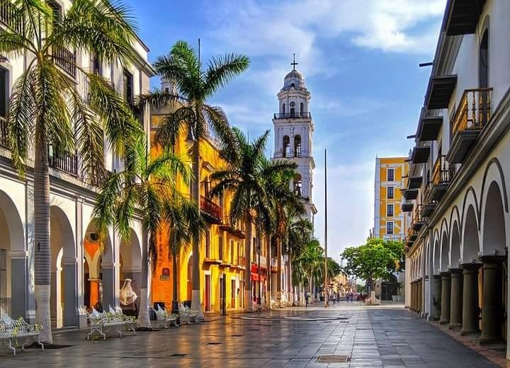 ¡No mms! Hoy martes habrá más calor en Veracruz