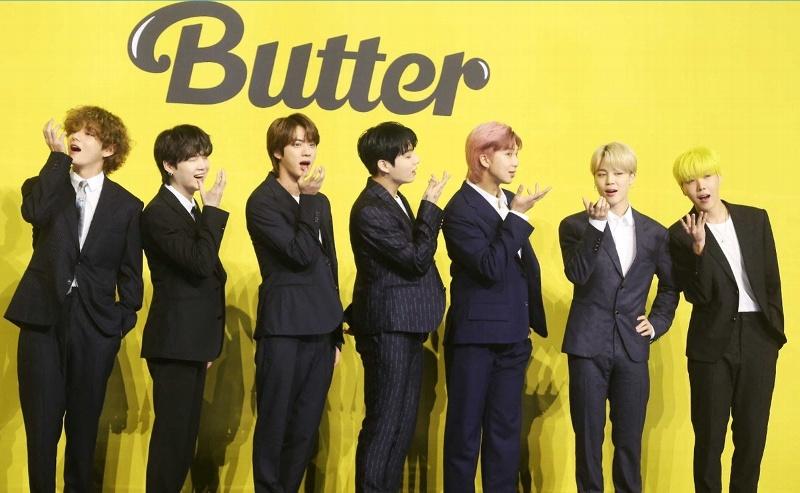 Butter de BTS entra a la casiYa! Impactante de Ya! FM