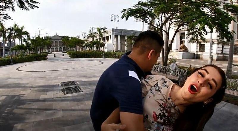 Tremenda discusión entre locutores Fallo Castillo y Dubhé Erekson (+video)