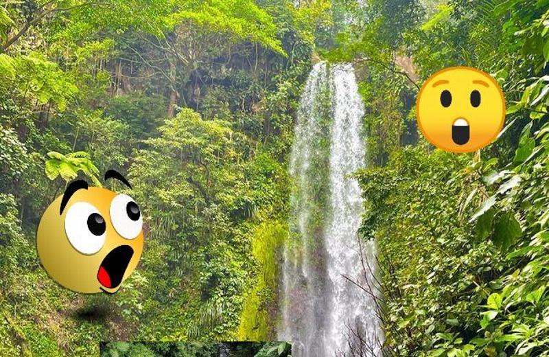 Locutor de Ya! FM baja de una cascada de más de 50 metros de altura; checa lo que pasó (+video)