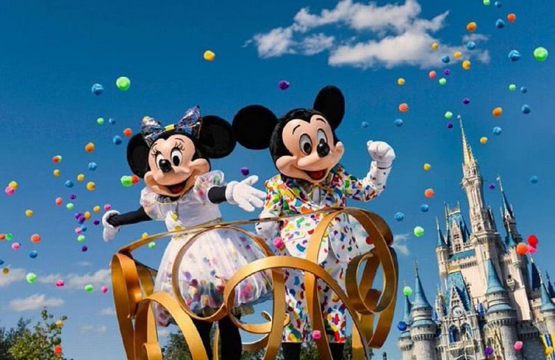 Uso de cubrebocas en Disney World Florida será opcional