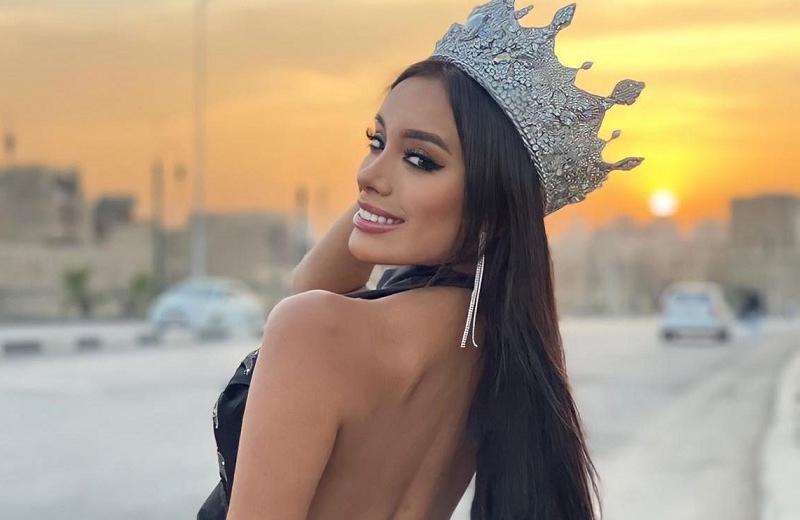 Ser reina de belleza lleva disciplina y horas de trabajo, dice la veracruzana Miss Elite World 2021 (+fotos)